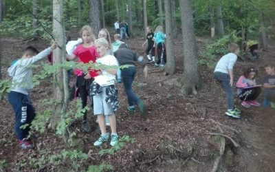 Šola v naravi za četrtošolce