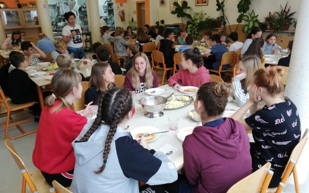 Dnevnik šole v naravi: CŠOD Gorenje