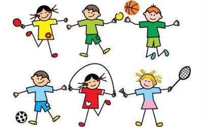 Športni dan: Tek in športne dejavnosti za 8. in 9. r. – 24. 5. 2021