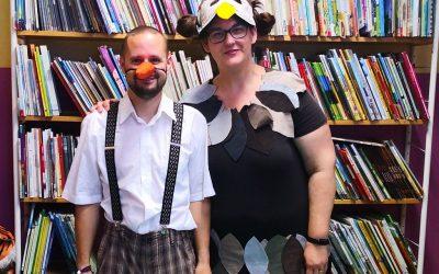 S sovo Oko in z Ostržkom na počitnice: zaključek tekmovanja za bralno priznanje